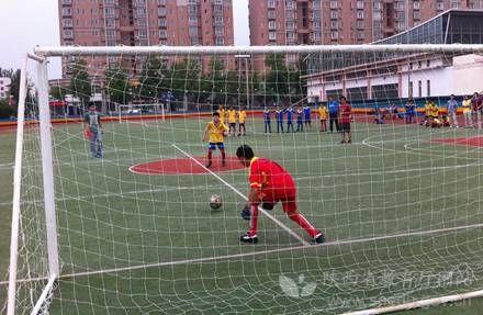 杨凌示范区举办第二届校园足球联赛
