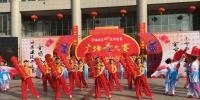 金台区广场舞大赛激情上演 - 省体育局