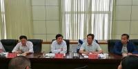 省残联党组书记、理事长朱峰赴米脂县调研残疾人脱贫攻坚示范县创建工作 - 残疾人联合会