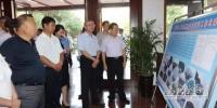 辽宁团部分全国人大代表来韩城市人民检察院视察调研检察工作 - 检察