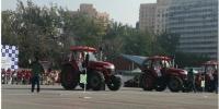 我省荣获第四届全国农机手大赛最佳组织奖 - 农业机械化信息