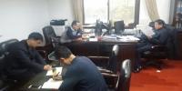 """优抚处党支部组织学习""""十九大""""精神 - 民政厅"""