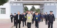 1省政协副主席李晓东在省眉县戒毒所调研.JPG - 司法厅