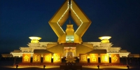 舍利重光  盛世祈福   法门寺举行千人祈福传灯法会 - 佛教在线