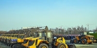 西安至法门寺等4个城际铁路项目集中开工 - 人民政府