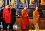法国总统马克龙参访西安大慈恩寺 - 佛教在线