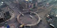 """再见了五路口天桥 """"服役""""32年 明日开始拆除 它承载着几代人的记忆 见证了西安城市的发展 - 三秦网"""