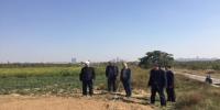 渭南市农机局第二督查组对经开、大荔、合阳三地进行督查 - 农业机械化信息