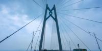 港珠澳大桥使用人次创开通以来新高 27日达5.9万 - 西安网