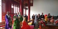 日中友好净土宗协会第204次访华团莅陕参访 - 佛教在线