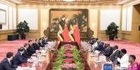习近平同乌干达总统穆塞韦尼举行会谈 - 西安网
