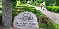 """恶搞死人?丹麦一墓园遭殃 近百座墓碑被人喷上""""666"""" - 西安网"""