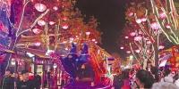 西安上榜全国十大暑期夜游人气城市 - 西安网