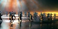 大型山水实景演艺《烽烟三国》改版升级再现三国忠义文化 - 西安网