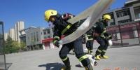 陕西省将招录558人消防员 定向招退役士兵223名 - 西安网