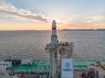 我国成功实现首次火箭海上商业化应用发射 - 西安网