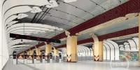 西安地铁1号线三期 邀请市民评选最佳车站装修方案 - 西安网