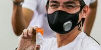 菲律宾马尼拉市市长莫雷诺接种中国科兴新冠疫苗 - 西安网