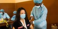 """""""春苗行动""""在贝宁启动 中国公民接种国产新冠疫苗 - 西安网"""