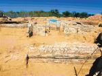 明长城清平堡遗址 在榆林被发现  为明延绥地区三十六营堡之一 - 西安网
